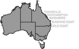 Campbell Constructions Australian locations