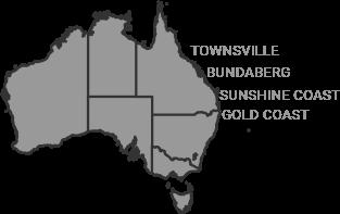 Australia locations